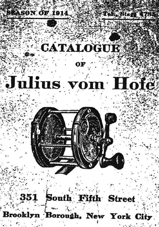 vom Hofe, Julius
