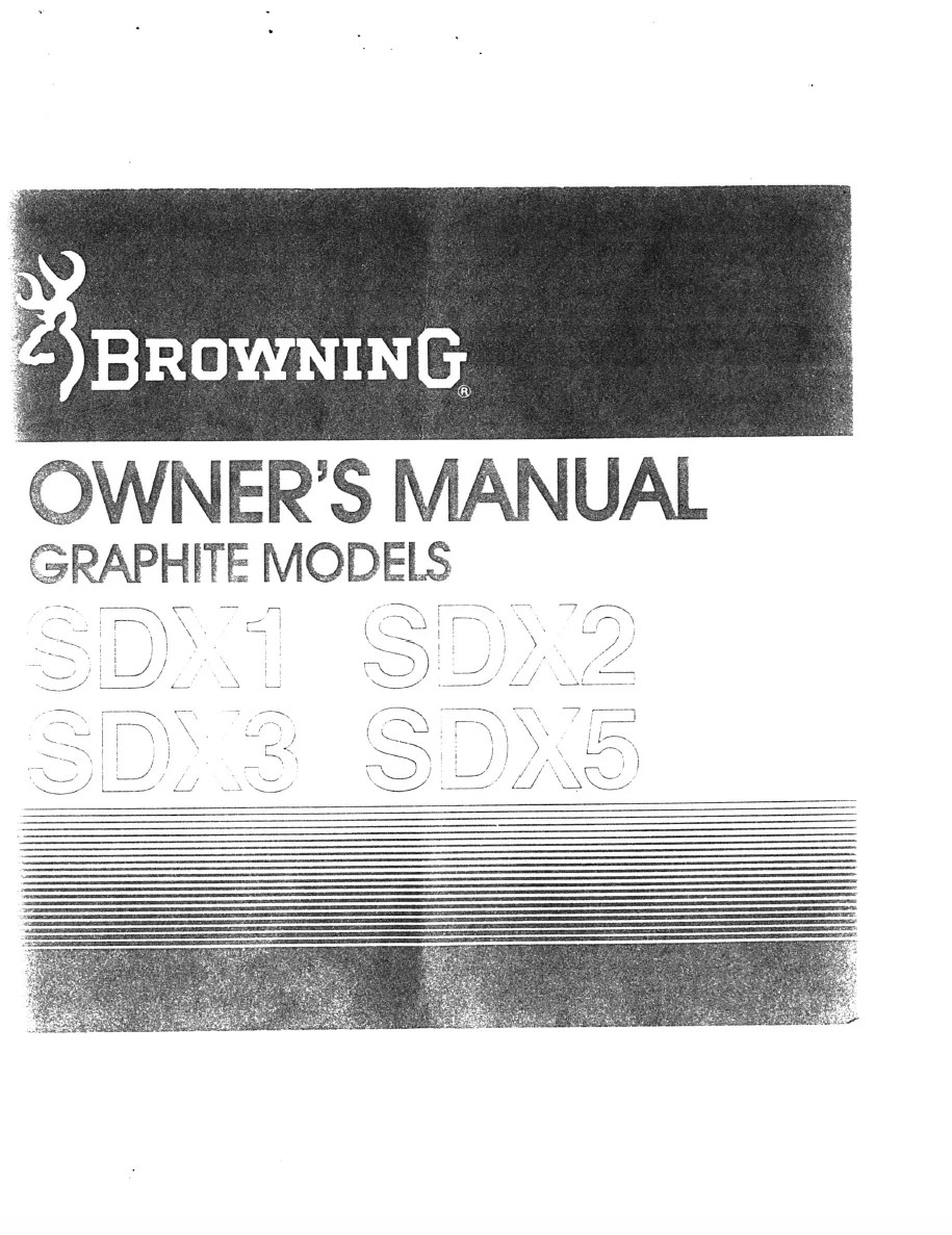 Browning - Schematics