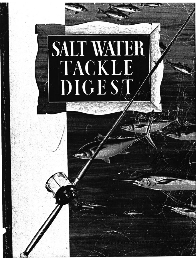 Salt Water Tackle Digest