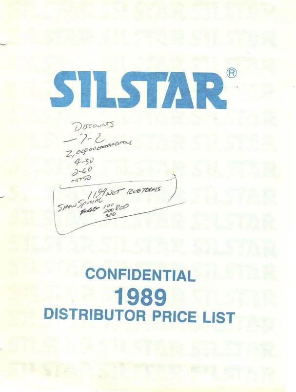 Silstar - schematics
