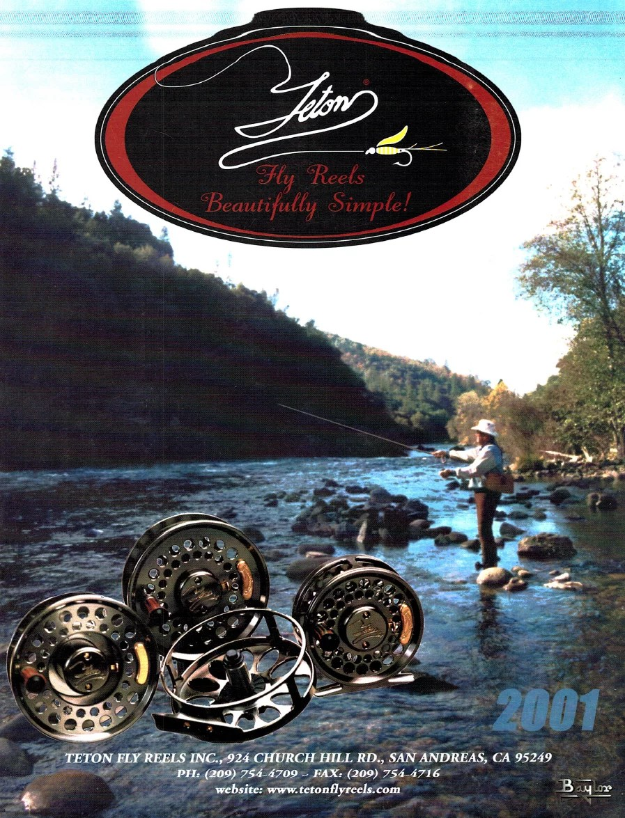 Teton Fly Reels Inc.