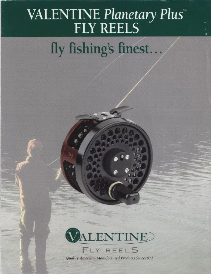 Valentine Fly Reels (Val-Craft, Inc.)