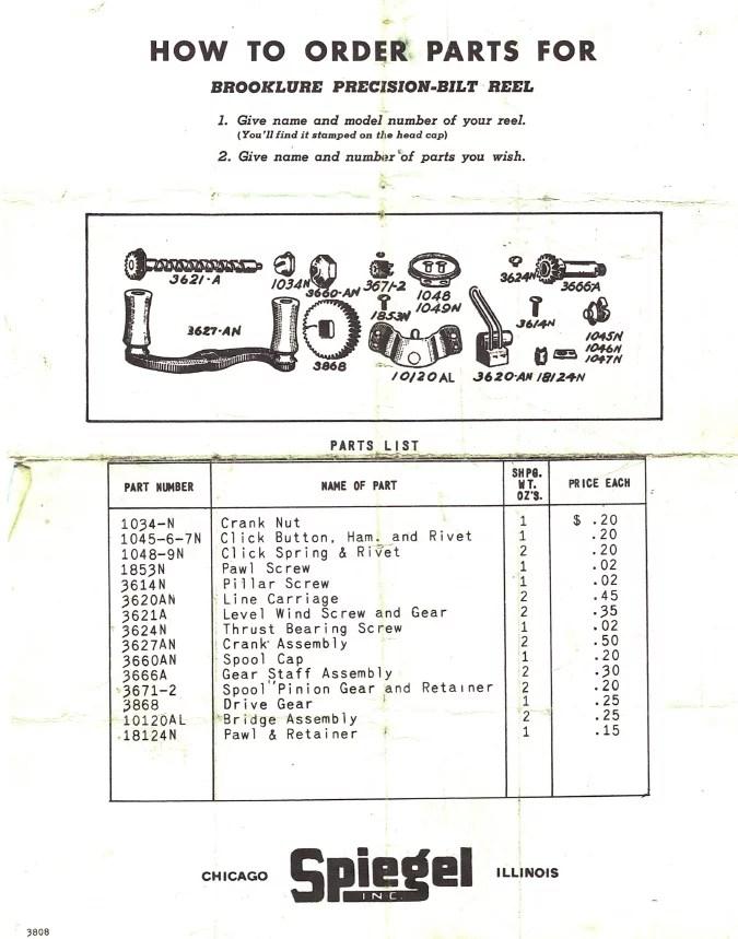 Brooklure (Spiegel) - schematics