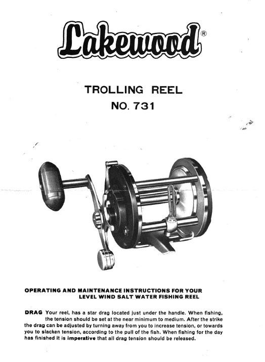 "Japan - Misc no-name reels ""Made in Japan"" (MIJ)- schematics"