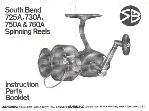 South Bend (Gladding) - Schematics
