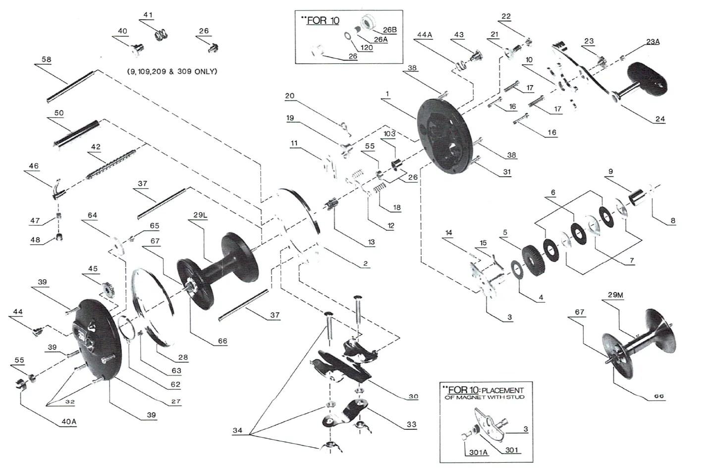 shimano parts schematics, engine schematics, electric schematics, daiwa parts schematics, wire schematics, abu garcia schematics, ambassadeur 6500 striper drag schematics, trailer schematics, on reel schematics