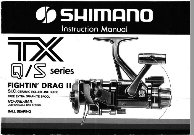 Shimano - schematics