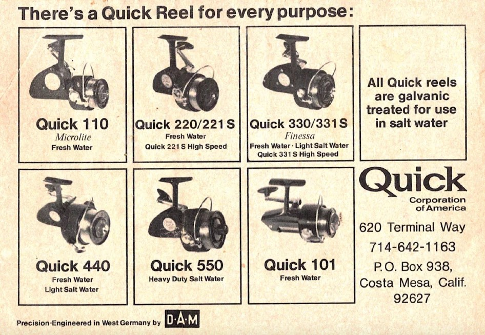 D.A.M Quick (Corp of America)- schematics