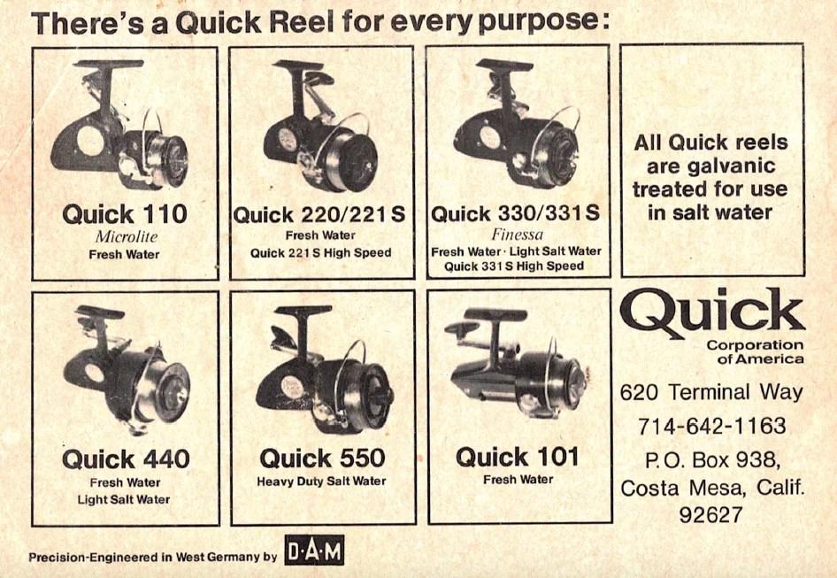 D.A.M Quick (Corp of America)- schematics