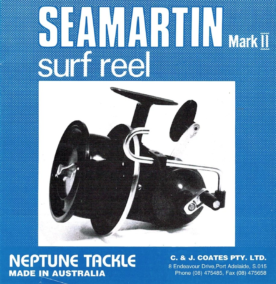 Neptune tackle - schematics