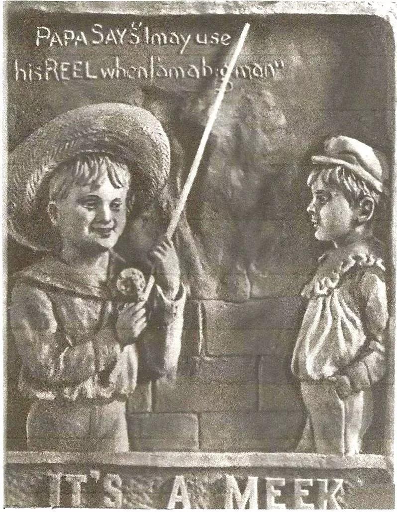 Meek 1901 Catalog Cover