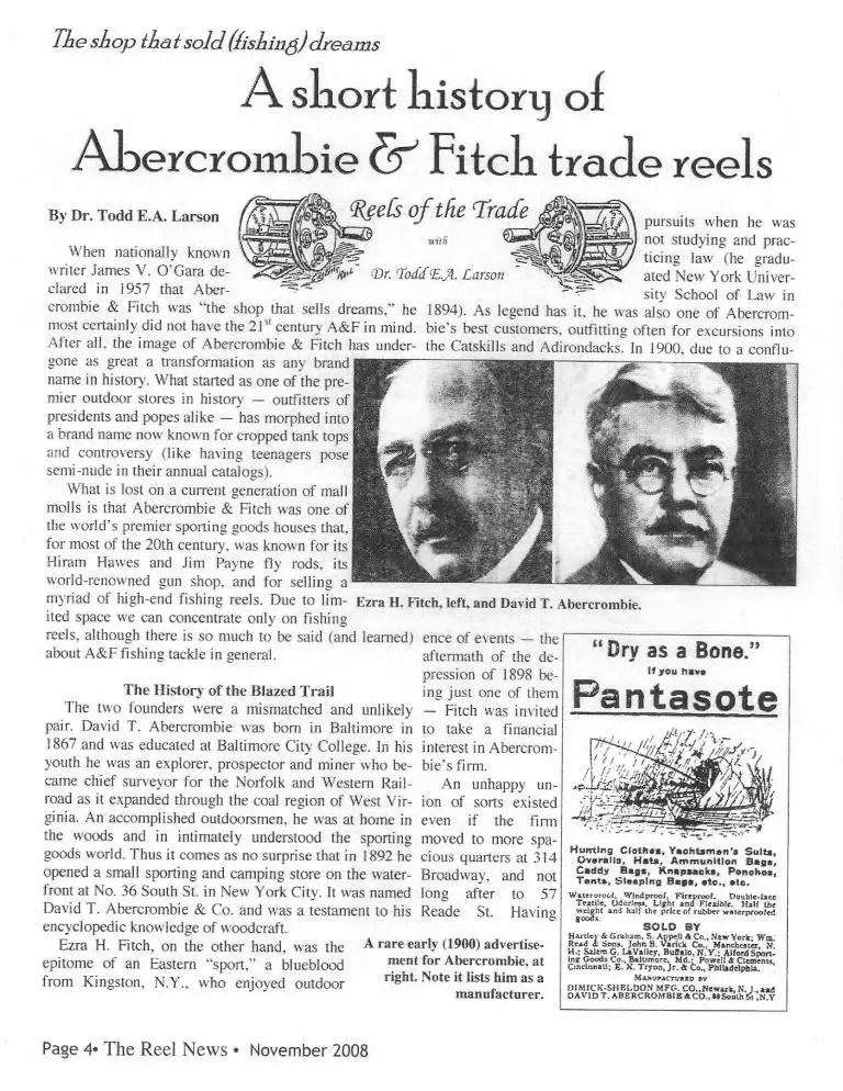 A&F 2008 ORCA Article