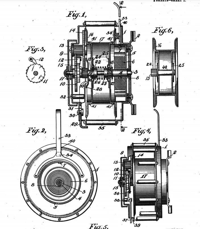 Kleinschmidt Patents