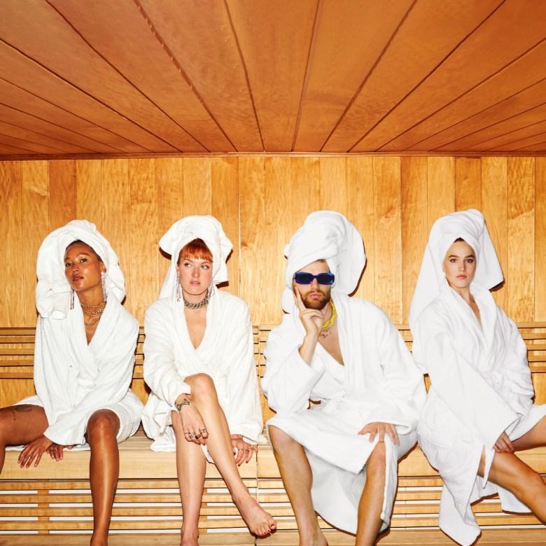 Icona Pop Team Up With Sofi Tukker on New Single, 'Spa.'