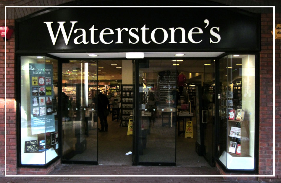 Waterstones Orchard Square Shopping Centre