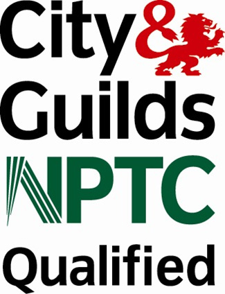 Fully Qualified NPTC Tree & Chainsaw Certification Logo