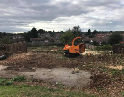 Site Clearance, Basford, Nottingham, NG6