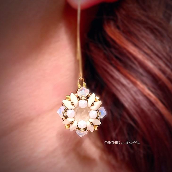 beach dunes stormduo earrings