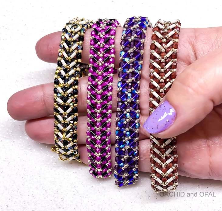 laces out bracelet