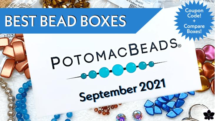 best bead boxes september 2021POTOMAC BEADS