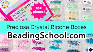 beading school special deal boxes