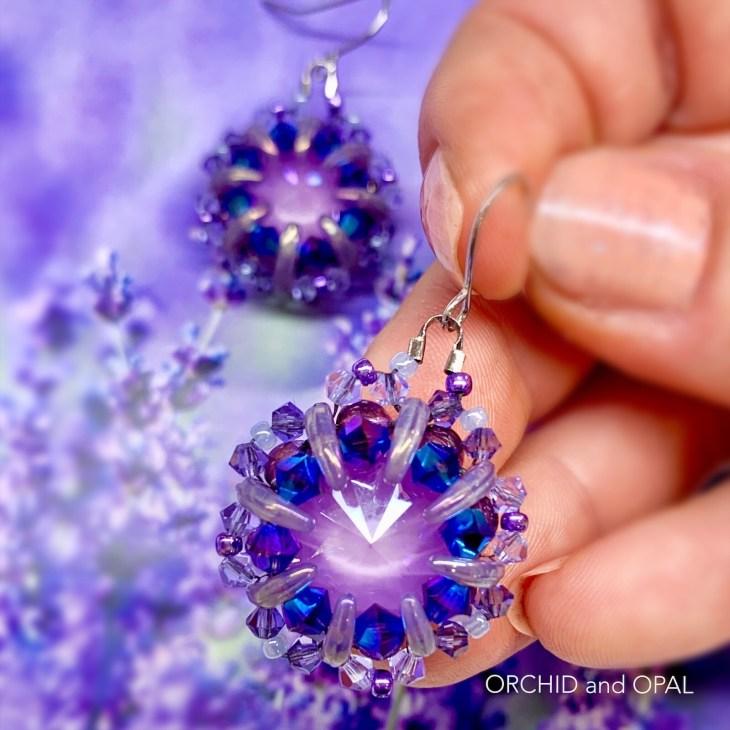 sweet dreams zoliduo earrings