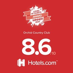 Hotel.com - Loved by guest award 2020