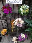 Orchideen im Brautstrau