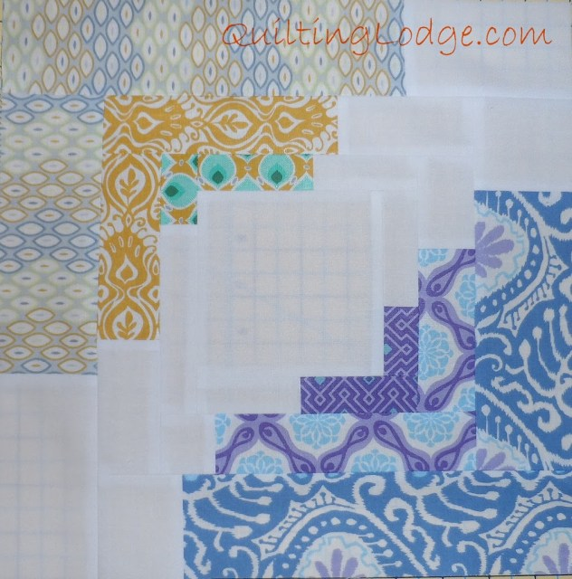 Stash Bee Converging Corners Block