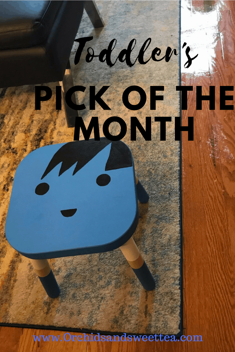 Toddler's Pick of the Month