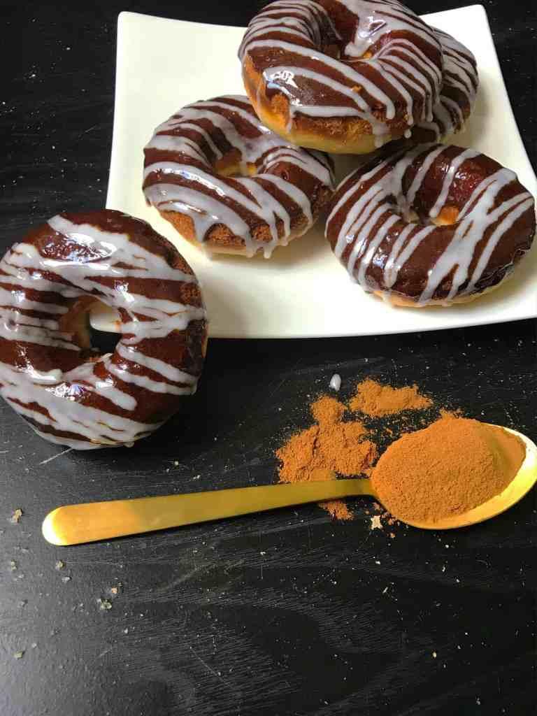 Best Cinnamon Roll Doughnuts