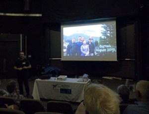 Francis Quesada-Pallares' Talk on Trip to Borneo