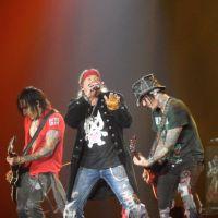 Att spela på Guns N' Roses slot är som att gå på en rockkonsert