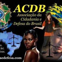 A ORDEM DOURADA DO BRASIL ENTRA NA CAMPANHA DE INICIATIVA DA ACDB