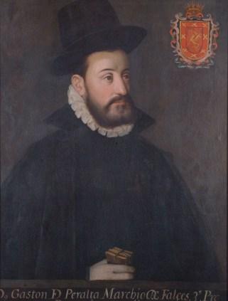 Gastón de Peralta, marqués de Falces