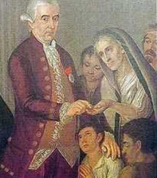 Juan Fermín de Aycinena e Irigoyen, I Marqués de Aycinena