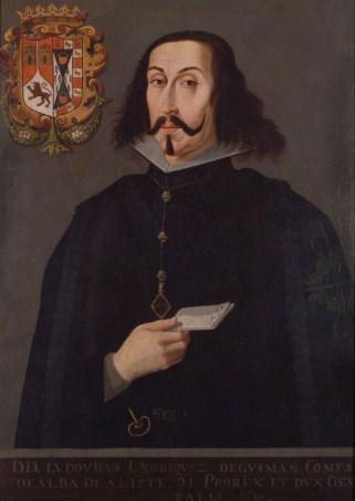 Luis Enríquez de Guzmán, conde de Alba de Liste y marqués de Villaflor