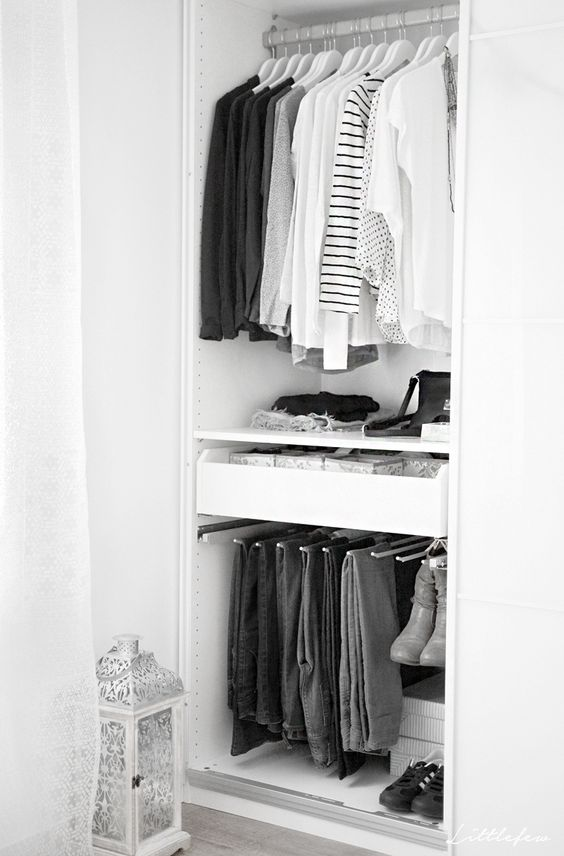 Como Organizar Los Pantalones Orden Y Limpieza En Casa