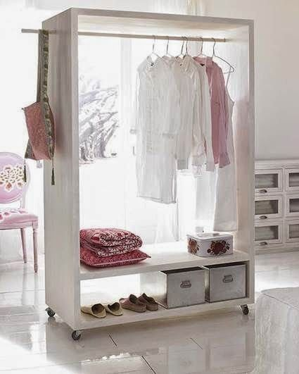 Como Hacer Un Vestidor Low Cost Orden Y Limpieza En Casa - Crear-un-vestidor