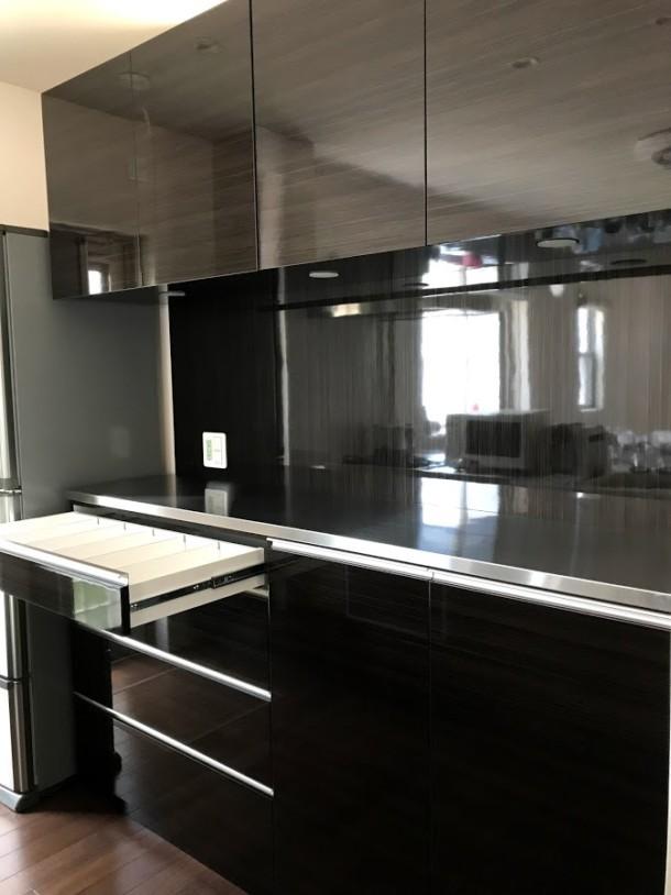 食器棚|オーダー家具|造作家具