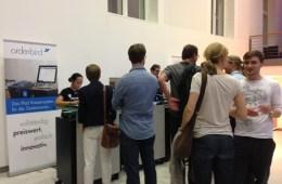 Das iPad-Kassensystem orderbird POS wird am Einlass genutzt, um die über 1.000 Besucher zu managen