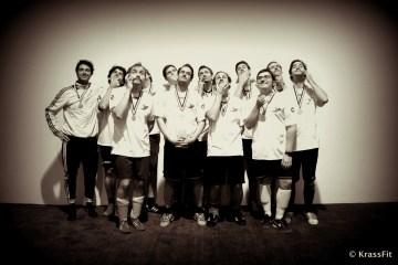 Beim Movember Cup zeigte das orderbird-Team vollen Einsatz. Das Team wurde am ende schließlich Zweiter.