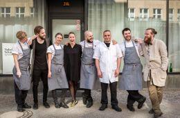 Team der Gastronomie Nobelhart & Schmutzig
