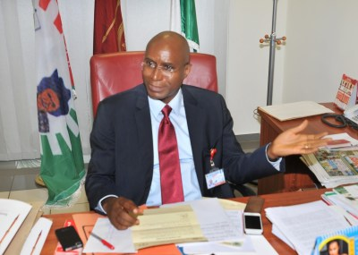 Image result for Buhari and Omo Agege