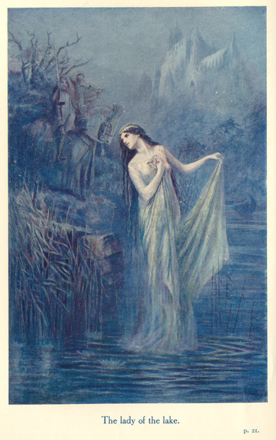 Image result for lady of the lake