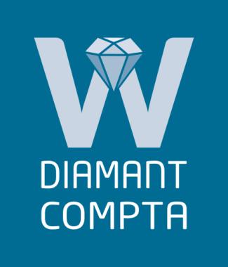 Logo W-Diamant Comptabilité