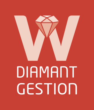 Logo W-Diamant Gestion Commerciale