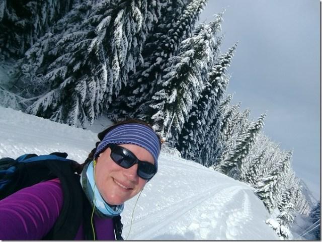 Beginner cross country skiing near seattle