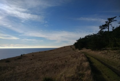 first day hike 2019 mt finlayson san juan island