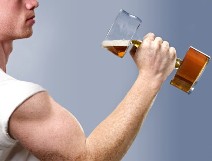 Beer Fitness Image
